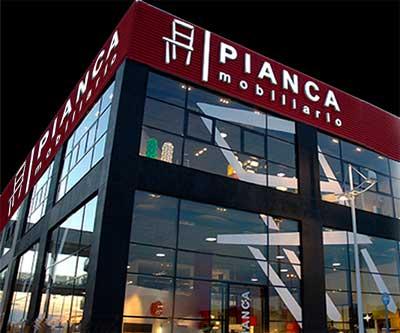 Sobre nosotros tienda online de for Pianca muebles