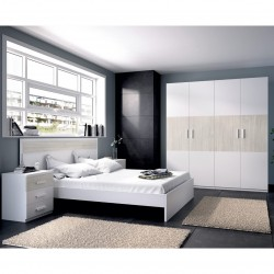 Dormitorio moderno completo