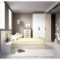 Dormitorio (Varias opciones y acabados)