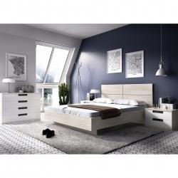 Dormitorio moderno (distintas opciones)
