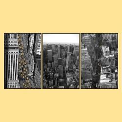 Cuadro panorámica de Nueva York