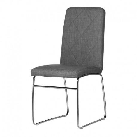 Pack 2 sillas tapizadas (colores a elegir)