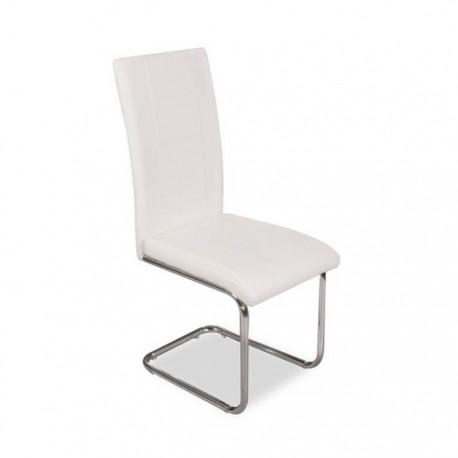 Pack cuatro sillas (tapizado negro o blanco)