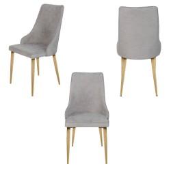 Pack cuatro sillas modelo BRI