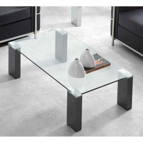 Mesa de centro cristal (dos medidas)
