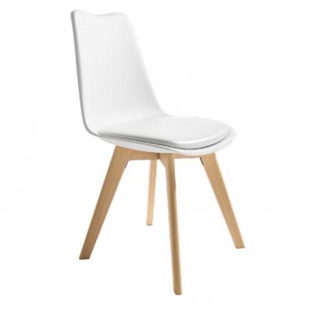 """Conjunto cuatro sillas """"Berlin"""""""