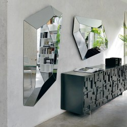 Espejo de pared Diamond Cattelan Italia