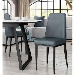 """Conjunto 4 sillas """"Oslo"""" (varios tapizados)"""