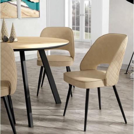 """Pack 2 sillas """"Sicilia"""" (varios tapizados)"""