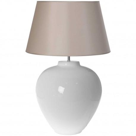 Lámpara de sobremesa de cerámica