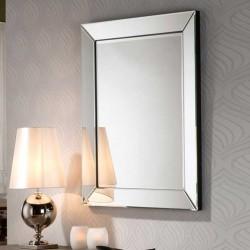 Espejo rectangular lunas biseladas