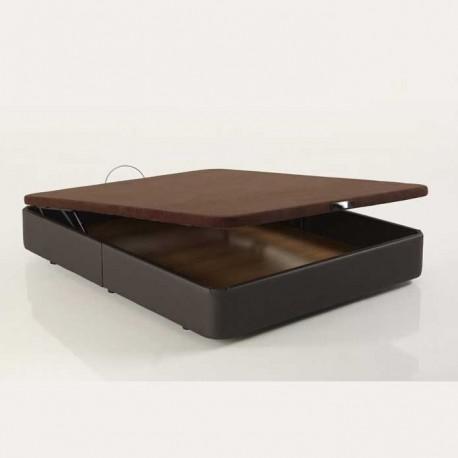 Canapé cajón polipiel tapa 3D