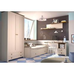 Cama nido Juvenil (Complementos habitación opcionales)
