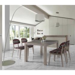 Conjunto de mesa y 4 sillas. Muebles Alfafar, tienda online