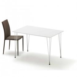 """Conjunto mesa y 4 sillas """"NI"""""""