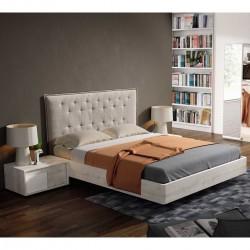Cabezal tapizado (compl. habitación disponibles)