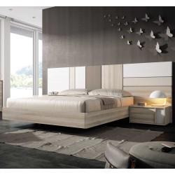 Panel Cabecero Moderno (Complem. habitación opcionales)