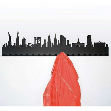 Perchero perfil Ciudad