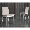 Silla asiento y respaldo tapizados (Varios a elegir)