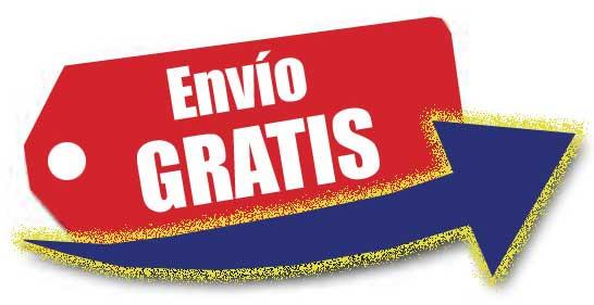 Todos los envíos son gratis en www.mueblesalfafar.es