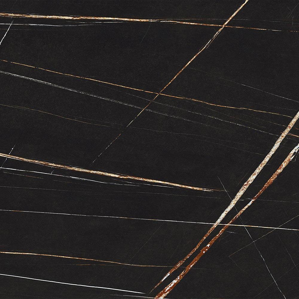 KM09 Cerámica Sahara Noir Brillo