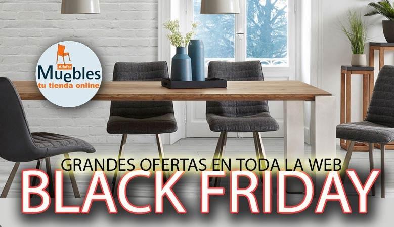 Ofertas en Mueblesalfafar.es, tienda online muebles: Comedores, dormitorios, juveniles, armarios, mesas, sillas, camas,...