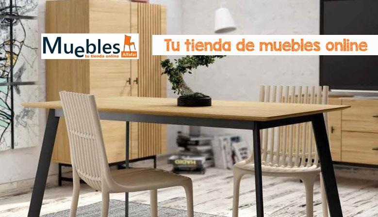 Muebles de todos los estilos y precios