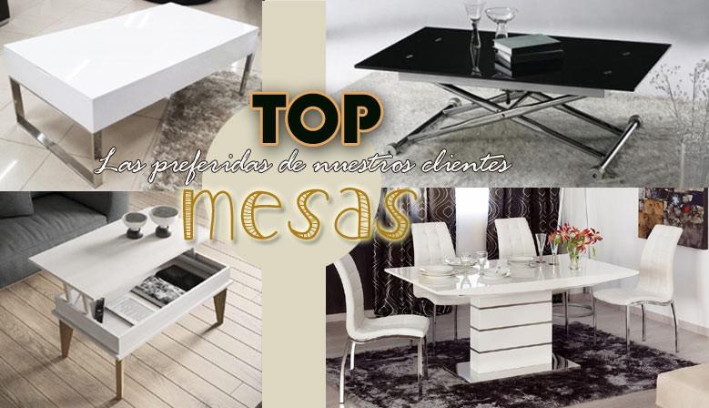 TOP ventas de mesas de centro y mesas de comedor ideales para todos los hogares